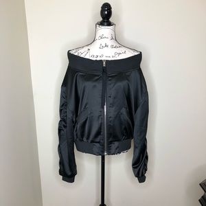 Black bomber  *NEW